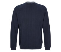 Leichter Sweat-Jumper nachtblau