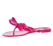 Zehentrennersandale mit Nieten 'HC J0021' pink
