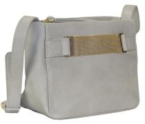 Iggy Mini Bag Umhängetasche 19 cm grau