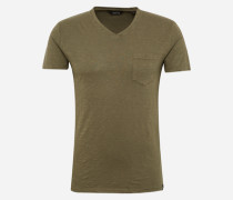 T-Shirt 'Gazsi' grün