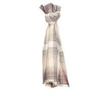 Schal 'Apela scarf' hellbeige / beere