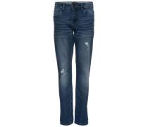 "Slim Fit Jeans ""nitfrom"" blau"