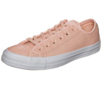 Chuck Taylor All Star Pebbled OX Sneaker Damen