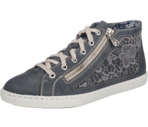 Sneakers taubenblau