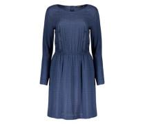 Blusenkleid 'Winua dot' blau