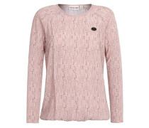 Female Sweatshirt 'Yapma Ya' rosé