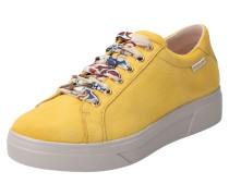 Sneaker Fanya Silk gelb