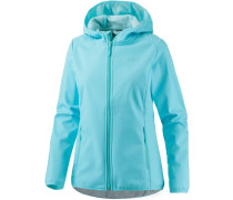 Northern Point Softshelljacke Damen blau