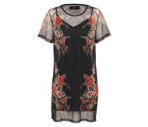Kleid 'wallflower' schwarz
