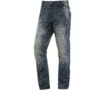 OskarTZ 3D Anti Fit Jeans blau