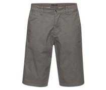 Shorts 'F chino short T' grau