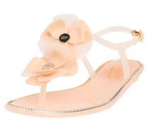 Sandaletten nude