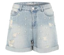 Jeans-Shorts 'Onlpearl' blue denim