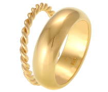 Ring goldgelb