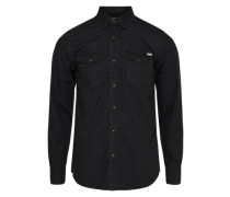 Hemd 'jjvsheridan Shirt L/S Western Noos'
