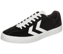 Diamant Suede Sneaker schwarz / weiß