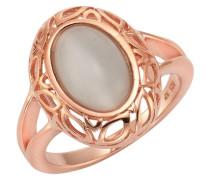 Ring mit Katzenauge gold