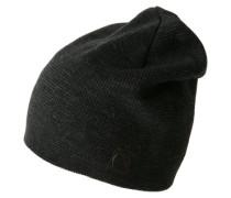 Beanie Mütze schwarz