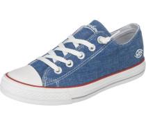 Sneakers blue denim / naturweiß