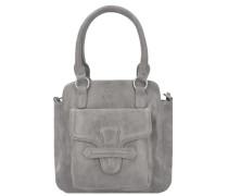 Handtasche 'Lovisa Vintage' grau