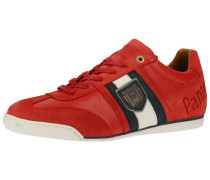 Sneaker rot / weiß / nachtblau