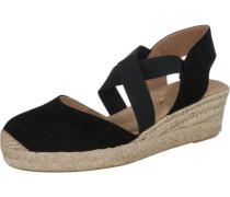 Cele Sandaletten schwarz