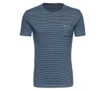 T-Shirt 'Bahar' blau