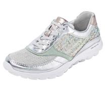 Sneaker mint / silber