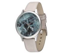 Armbanduhr 'Estelle marble' grau