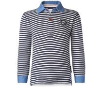Poloshirt Hartsdale dunkelblau / weiß