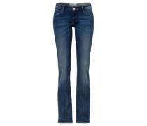 Jeans »Laura« blau