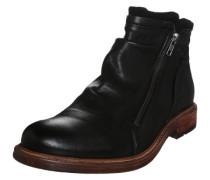 Ankle Boots 'Spoiler' schwarz