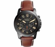 Chronograph »Grant Fs5241« braun / schwarz