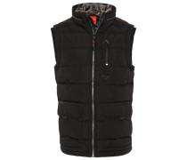 Jacket Steppweste schwarz