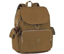 Basic City Pack L B Rucksack 35 cm braun