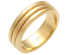 Ring Paarring gold / silber