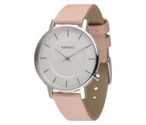 Armbanduhr 'Harlow' rosa / silber