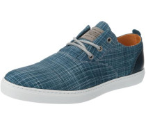 Sneakers blue denim
