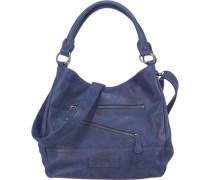 Handtasche 'Clarissa Berlin' blau