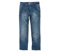 Bequeme Jeans blau