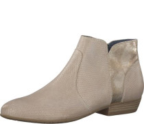 Ankle Boots beige