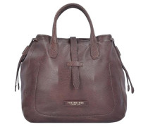 'Plume Soft Donna' Handtasche braun