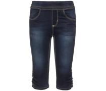 Jeans-Shorts 'nitbamera Xxslim' blau