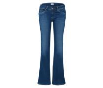Jeans-Schlaghose 'Pimlico' blue denim