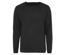 Pullover 'CN 2Tone' schwarz