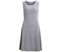 Kleid Feminines grau