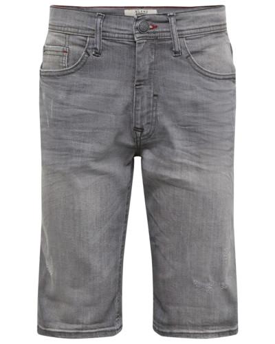 Jeans 'Denim Shorts Twister Slim' grey denim