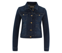 Jeansjacke 'Authentic' blau