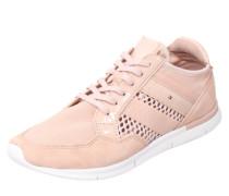 Ultraleichter Sneaker mit Flexkerben rosé
