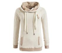 Sweatshirt 'alva' beige